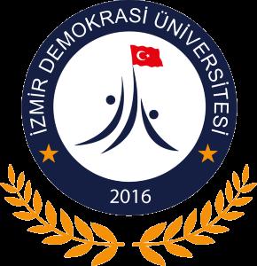 İzmir_Demokrasi_Üniversitesi_logo